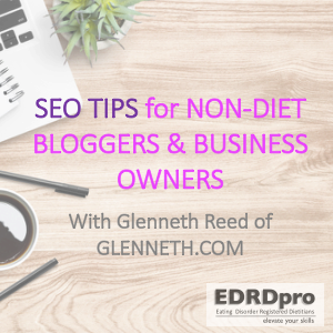 SEO Tips for Bloggers Webinars