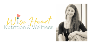 Aleta Storch MSN, RDN, LMHC : Wise Heart Nutrition
